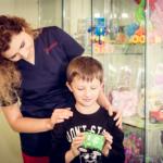 Estetika - przekonaj dziecko do dentysty
