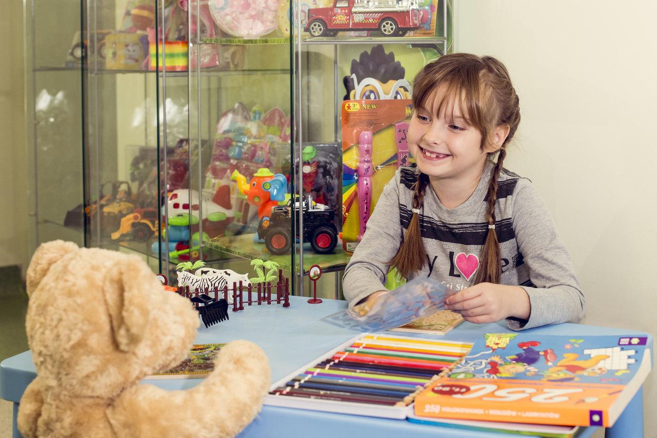 Estetika - leczenie dzieci