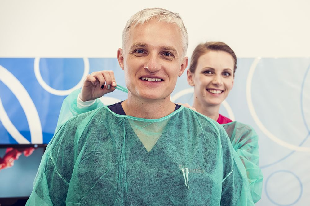 Leczenie implantologiczne w Estetika